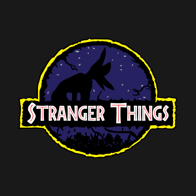 TeePublic: The Park Of Stranger Things T-Shirt