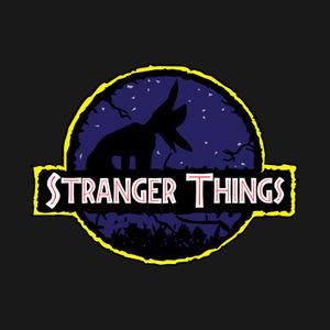 TeePublic: The Park Of Stranger Things T-Shirt