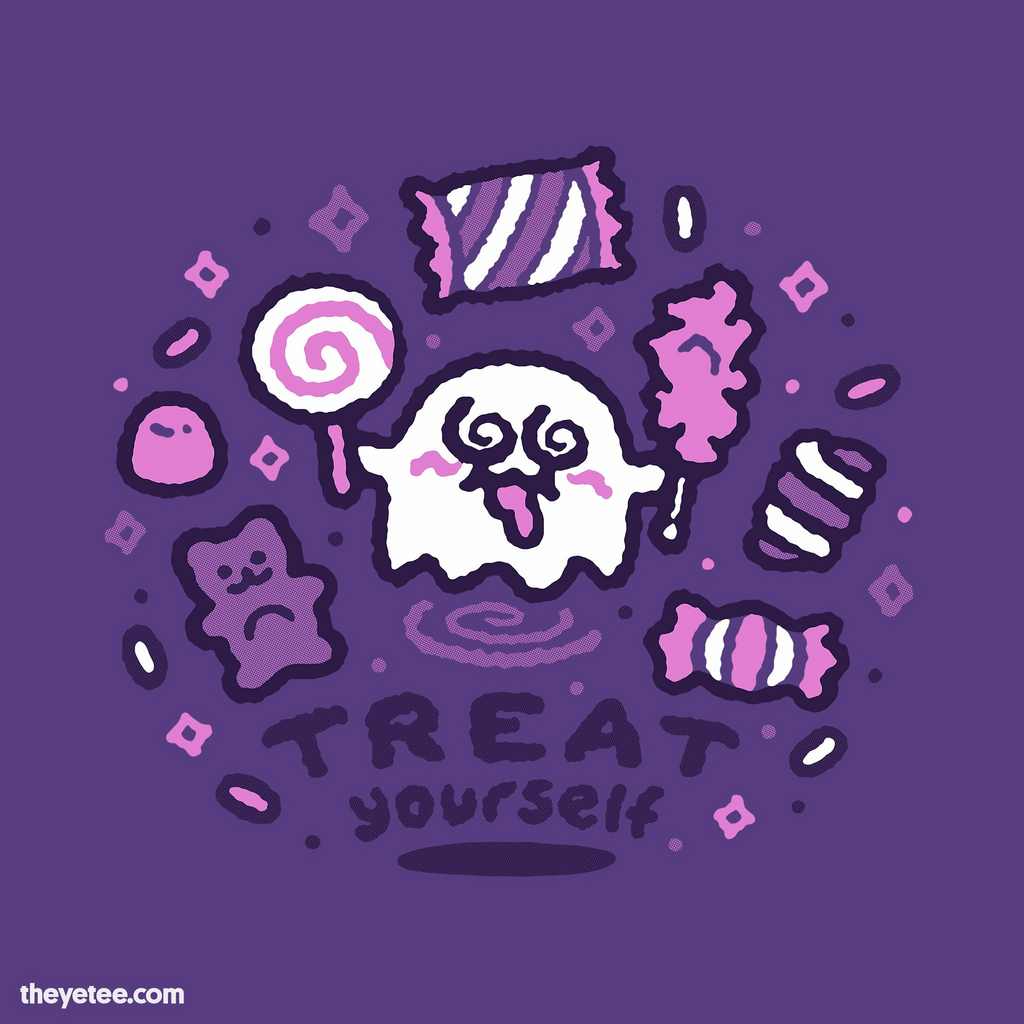 The Yetee: Treat Yourself