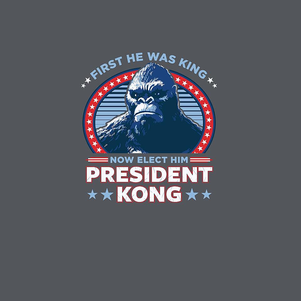 TeeFury: President Kong