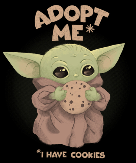 Qwertee: Adopt me*