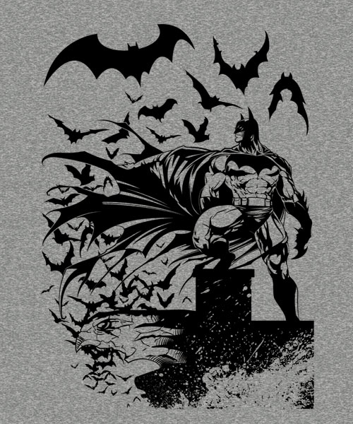 EnTeeTee: Dark Knight