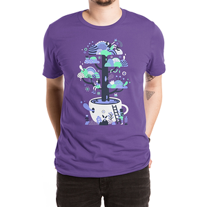 Threadless: Up a tree cup