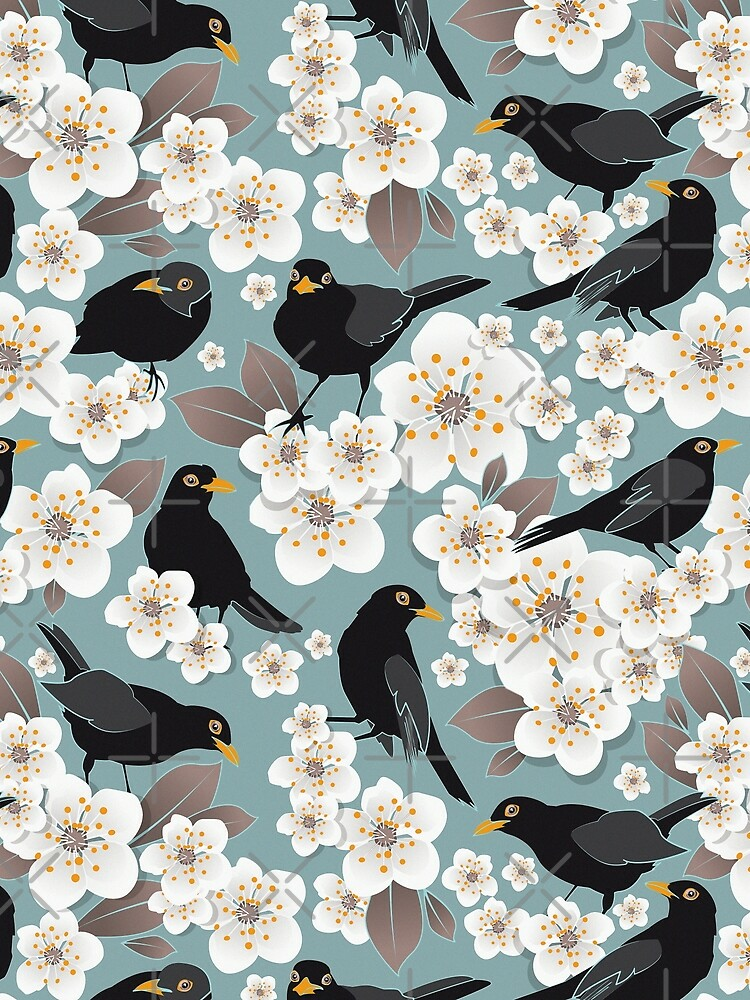 RedBubble: Waiting for the cherries I