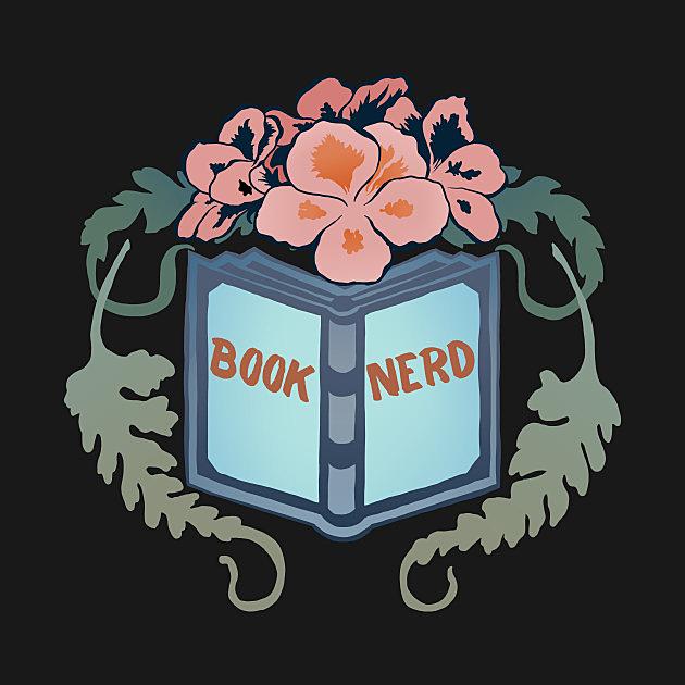 TeePublic: Book Nerd