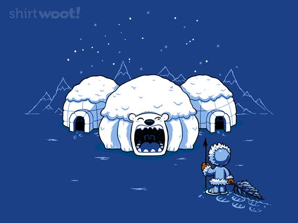 Woot!: The Hungry Igloo