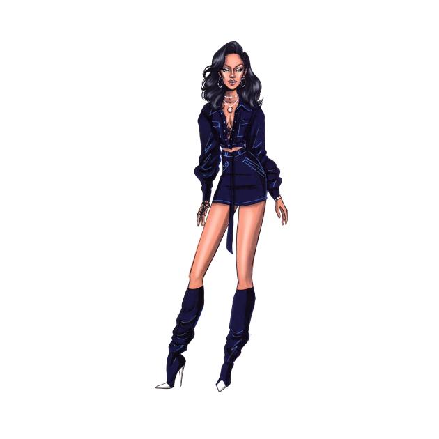 TeePublic: Rihanna