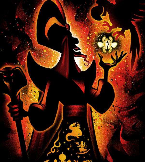teeVillain: Evil Sorcerer