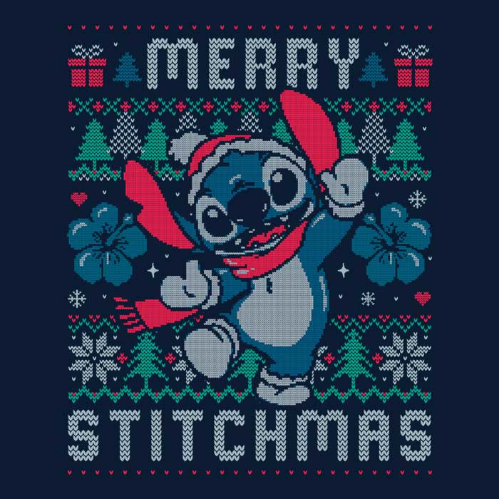 Once Upon a Tee: Merry Stitchmas