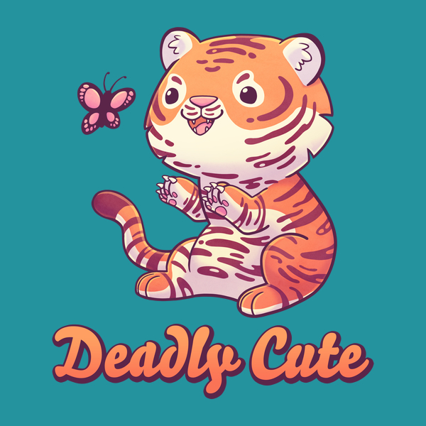 NeatoShop: Deadly Cute Tiger