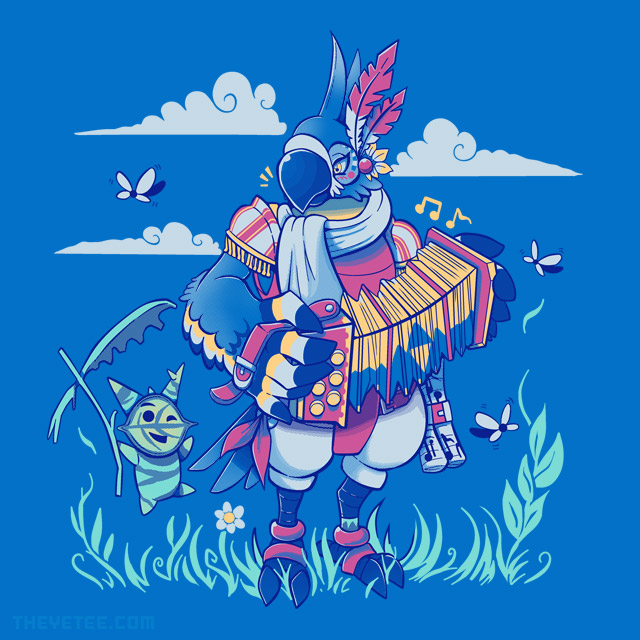 The Yetee: Play the Ancient Song