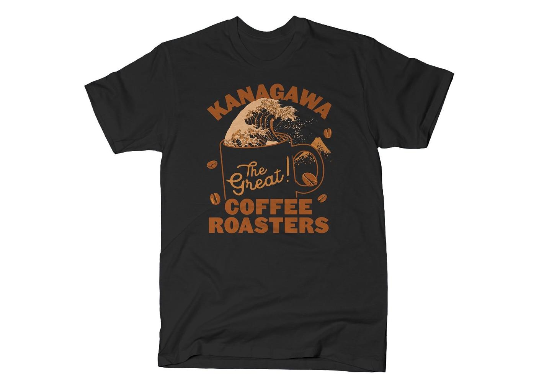 SnorgTees: Kanagawa Coffee Roasters