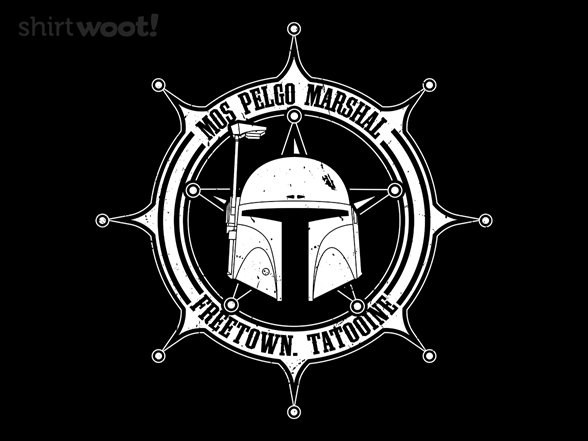 Woot!: Mos Pelgo Marshal