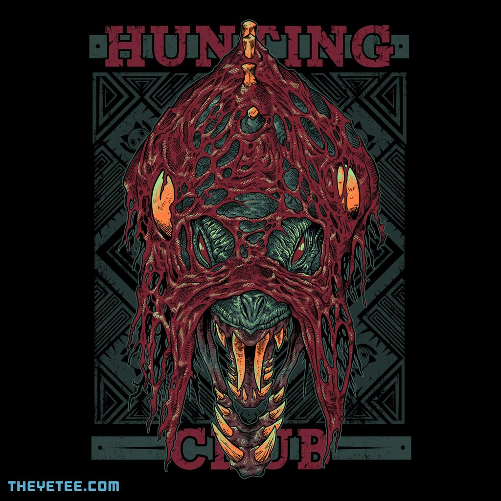 The Yetee: Hunting Club: Vaal