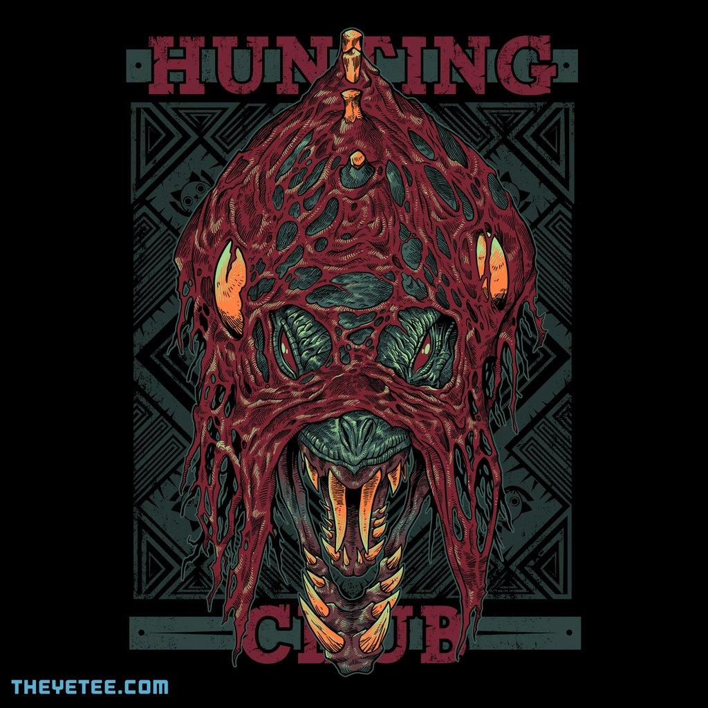 The Yetee: Hunting Club: Vaal