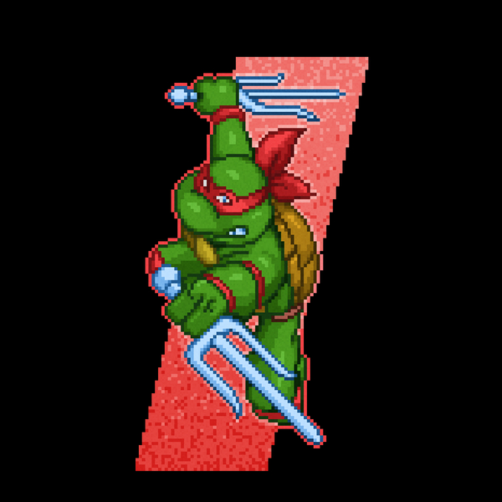 NeatoShop: Raphael is cool but crude