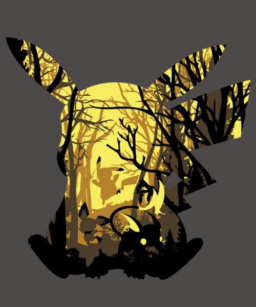 Qwertee: Electric Forest