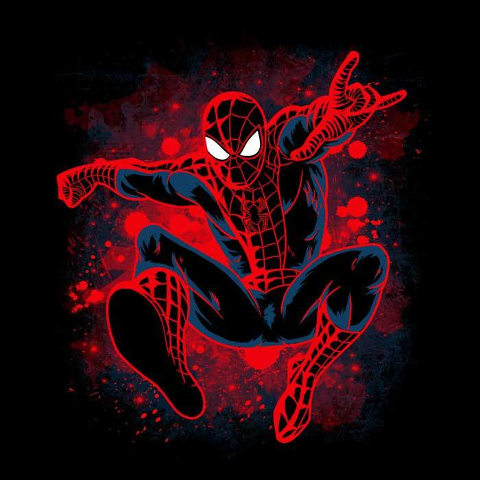 Once Upon a Tee: Inked Spider