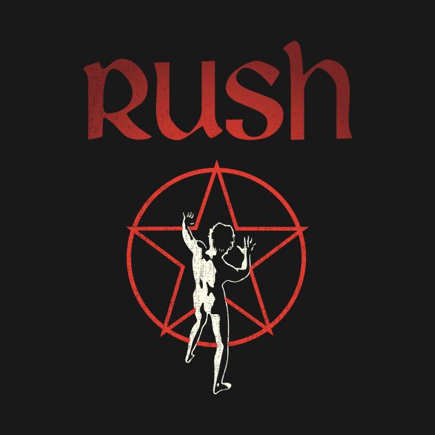 TeePublic: Rush Starman