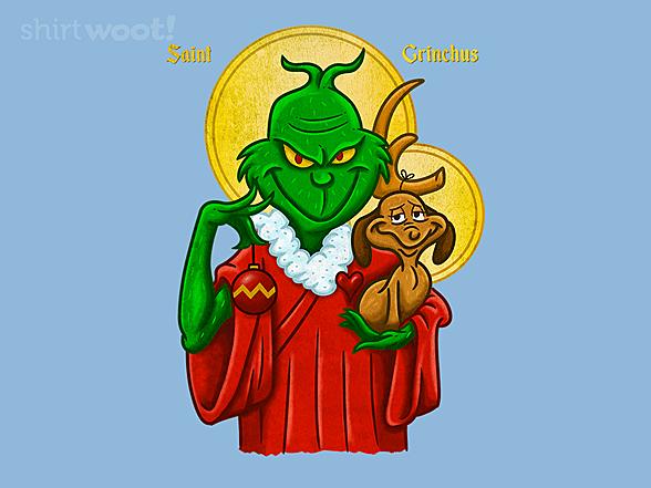 Woot!: St. Grinchus