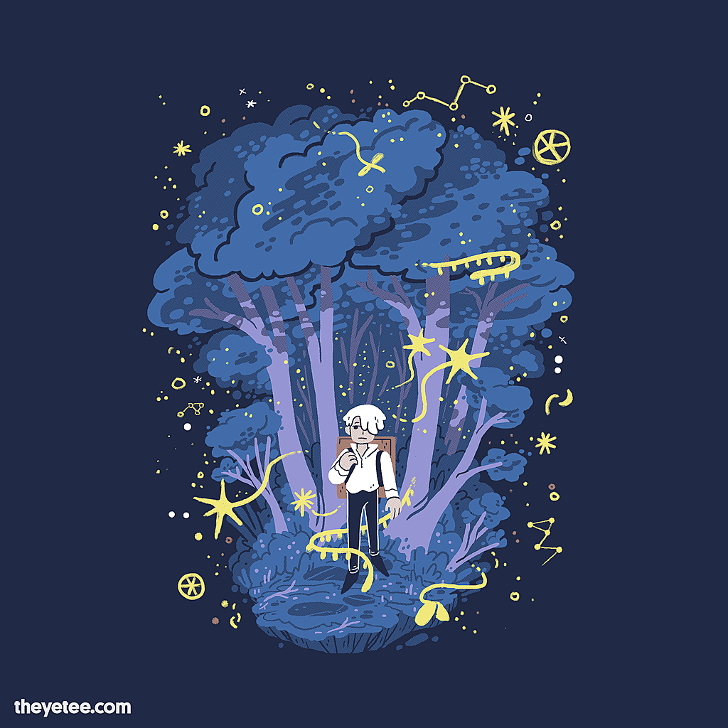 The Yetee: Forest of Mushi