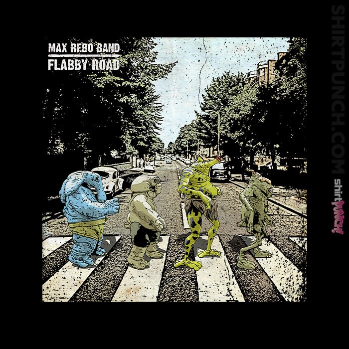 ShirtPunch: Flabby Road