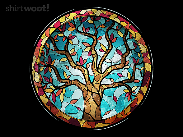 Woot!: Fall Window