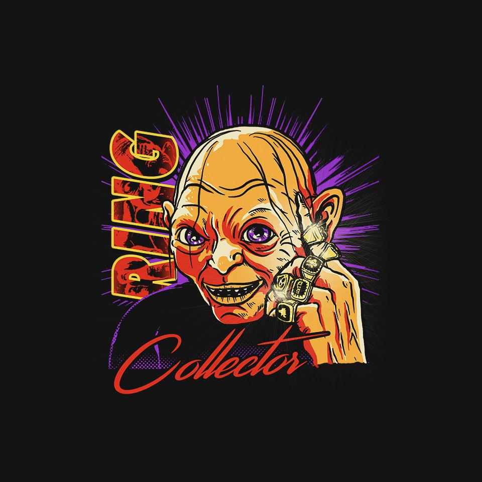 TeeFury: Ring Collector