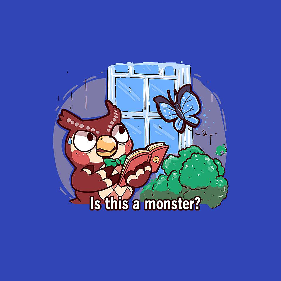 TeeFury: Is This A Monster?