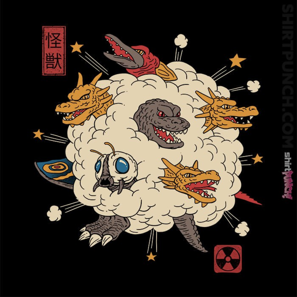 ShirtPunch: Kaiju Rumble