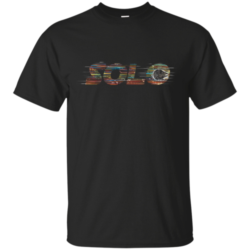 Pop-Up Tee: Solo
