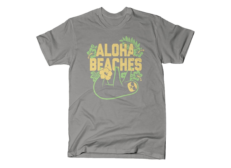 SnorgTees: Aloha Beaches