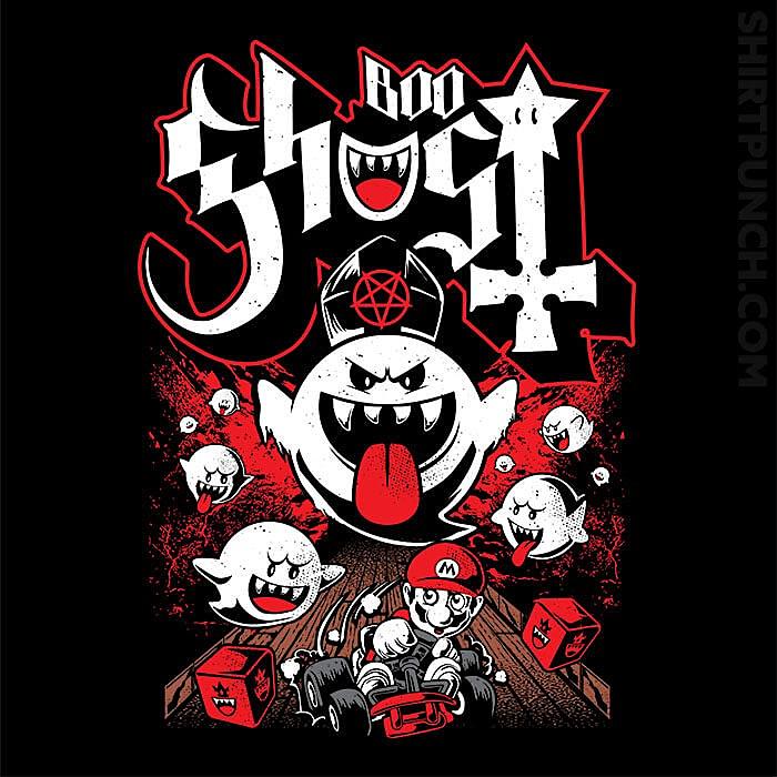 ShirtPunch: Papa Boo