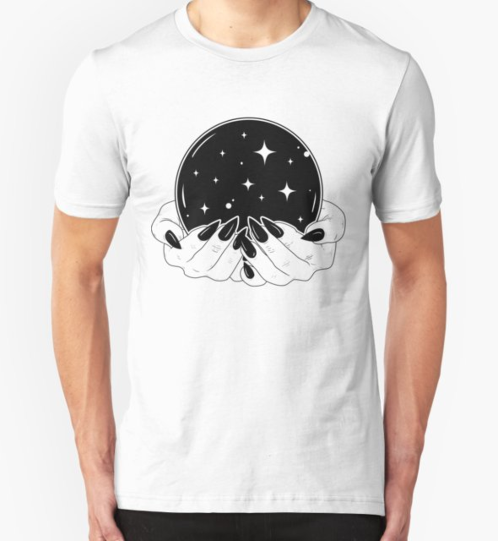 RedBubble: Crystal Ball