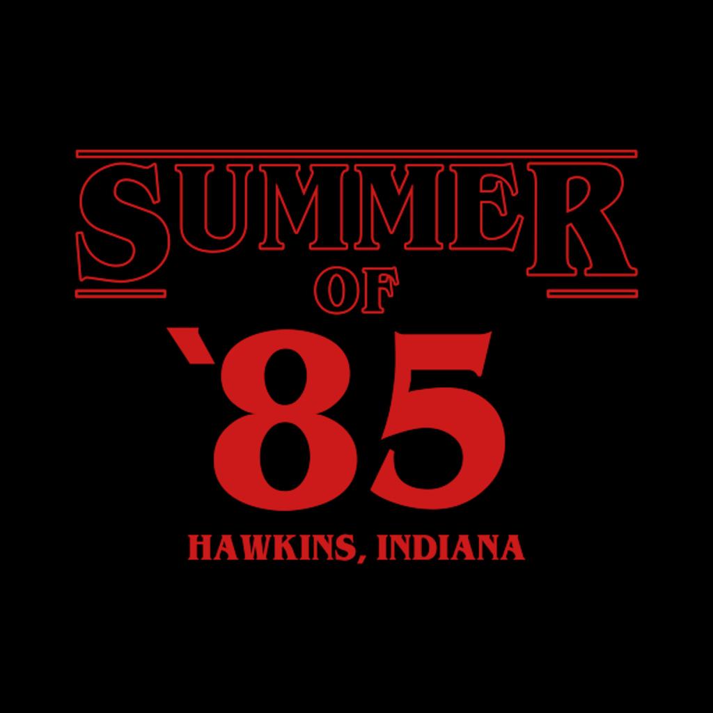 NeatoShop: Summer of 85