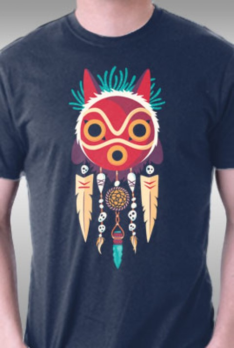 TeeFury: Spirit Catcher
