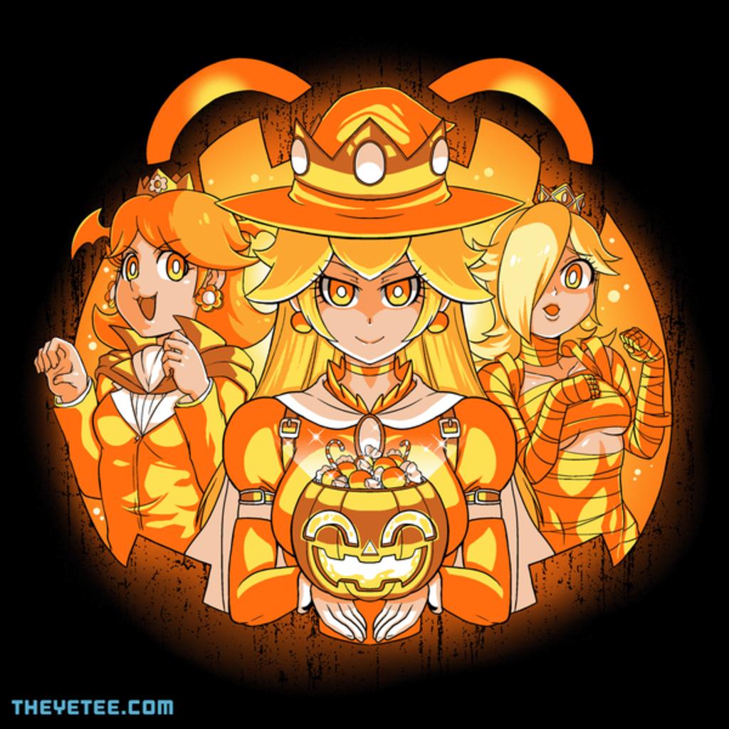 The Yetee: Treat Princesses