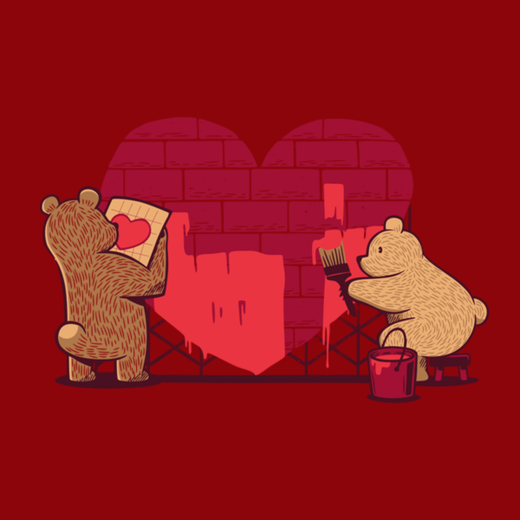 NeatoShop: Building Our Love