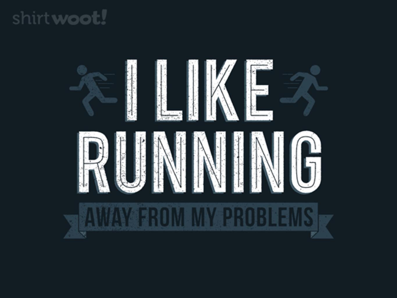 Woot!: Running Away