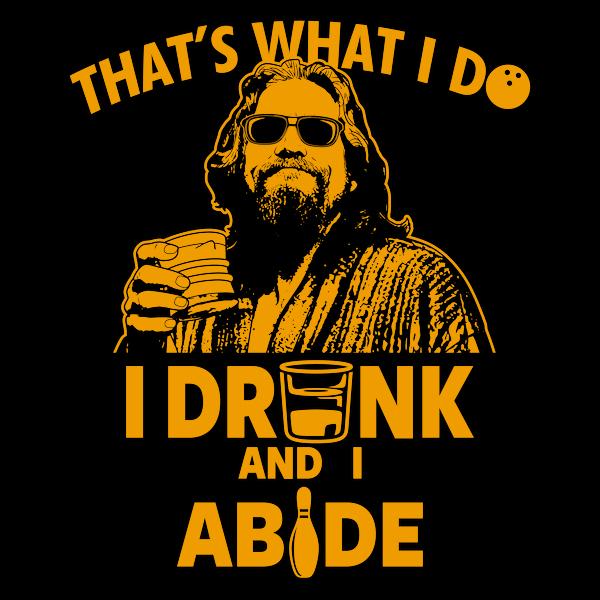 NeatoShop: I drink and i abide