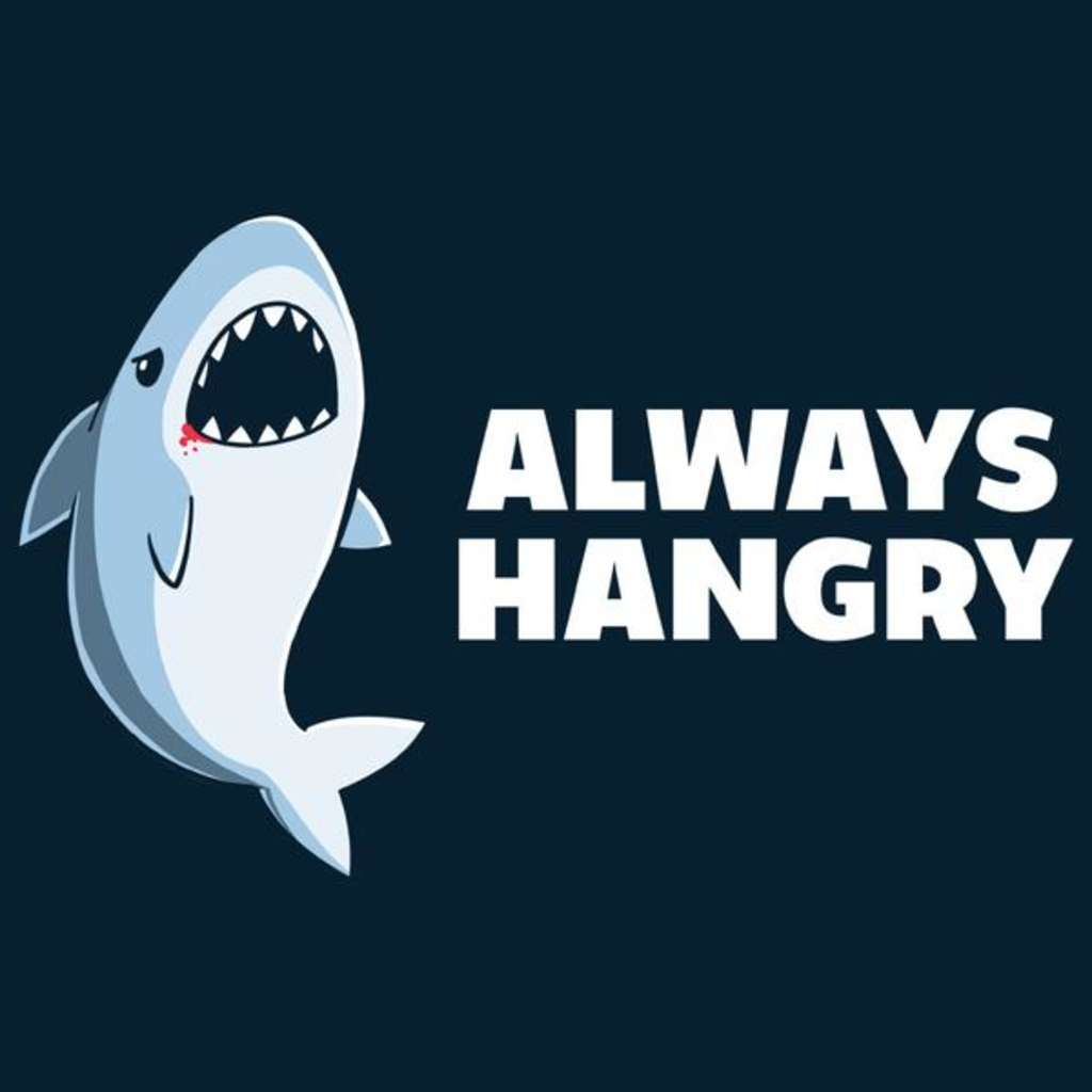 TeeTurtle: Always Hangry