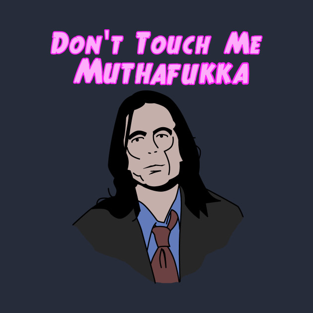 TeePublic: Room: Don't Touch Me