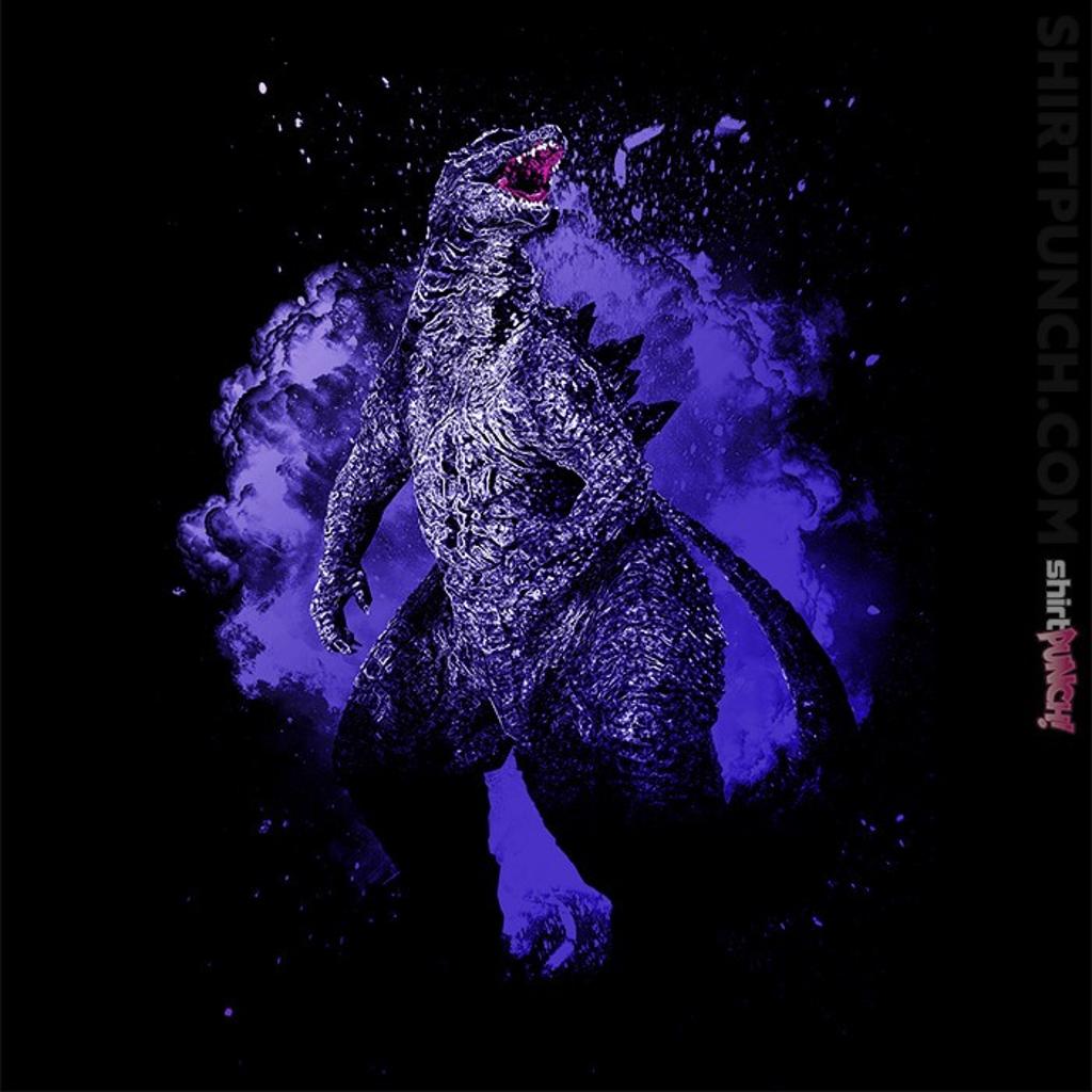 ShirtPunch: Godzilla Soul