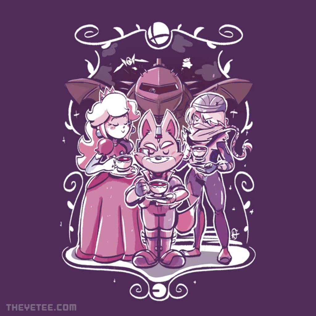 The Yetee: TeaM Battle