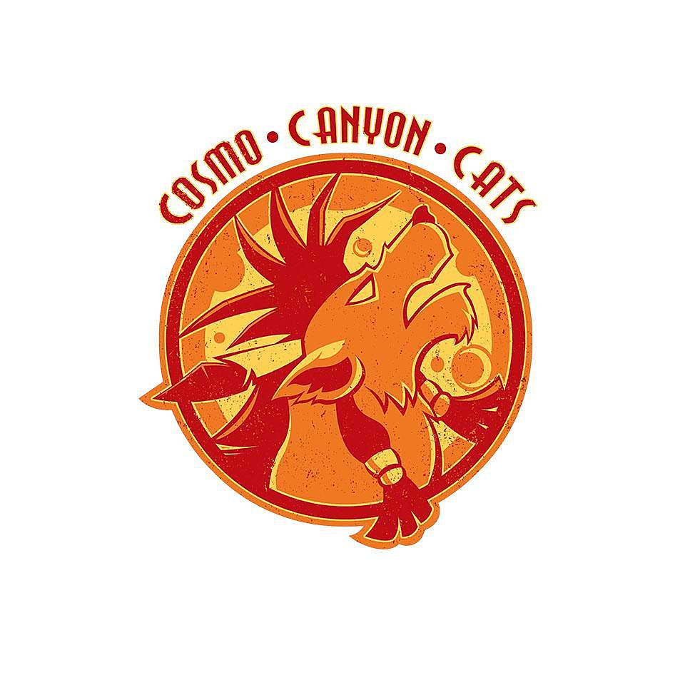 TeeFury: Cosmo Canyon Cats