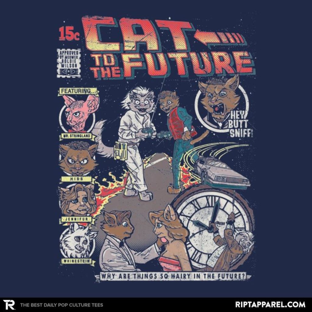 Ript: Cat to the Future