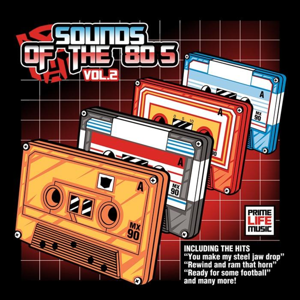 Once Upon a Tee: Sound of the 80's Vol. 2