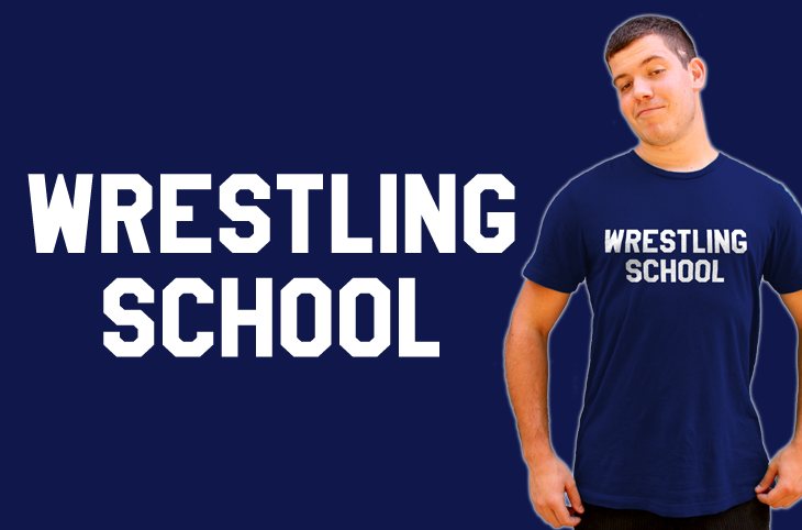 Top Rope Tuesday: Wrestling School
