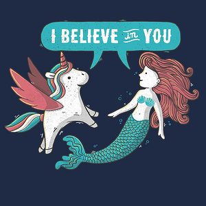 TeeFury: I Believe In You