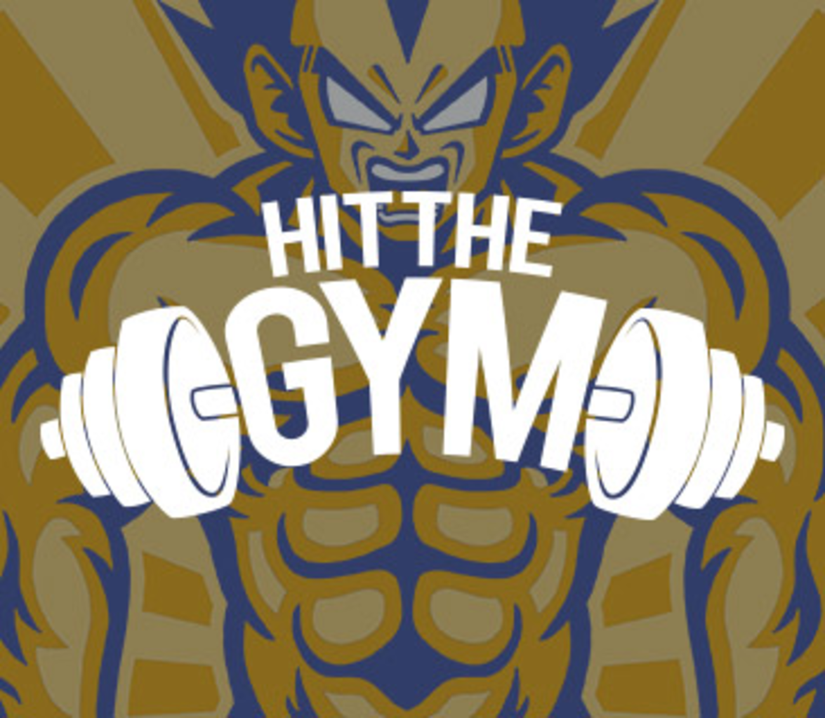 TeeFury: Hit The Gym Collection